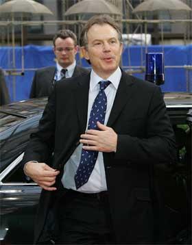 Tony Blair (Foto: Scanpix / Reuters)