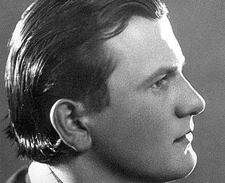 Den unge skuespilleren Karol Wojtyla. Foto: Toronto Star/ZUMA Press ©
