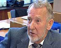 Asmund Berg i rettssalen i oktober i fjor. Foto: NRK.