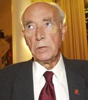 Leder av Stortingets sosialkomité, John Alvheim. Foto: Scanpix.