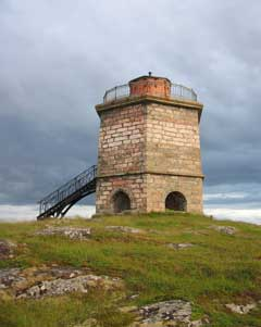 TRØNDELAGSKYSTEN: Stakelageret Villa i Nord-Trøndelag er også til salgs. (Foto Torstein Olsen)