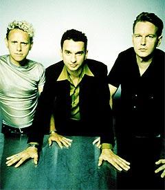 Depeche Mode kommer med albumet «Playing the Angel». Foto: Promo.
