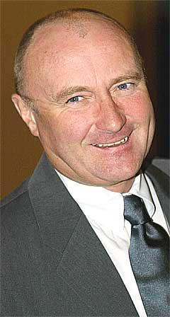 Phil Collins truer med comeback hvis de konservative vinner valget i Storbritania. Foto: Scanpix.