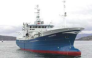 MS Nordfisk - Foto: Andreassens Rederi ANS