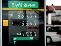 Er bensinprisene for høye? Foto: Scanpix
