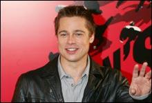 Filmkjekkasen Brad Pitt skal spille den Vincent van Gogh i en ny film om den nederlandske maleren. (Foto: Scanpix)