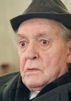 Lothar Lindtner ble 87 år gammel. Foto: NRK