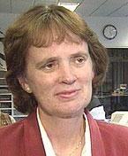 Krf-politiker Elsa Skarbøvik fra Tønsberg liker ikke meningsmålingen.