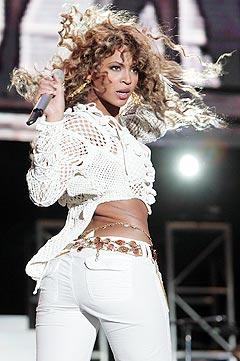 Beyonce Knowles kan komme til å spille Diana Ross i en ny spillefilm. Foto: Chris Polk, AP Photo.
