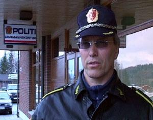politiførstebetjent Ole Bjerke, Gran