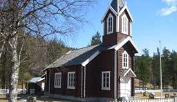 STRIDENS KJERNE: Søre Elvdal kirke