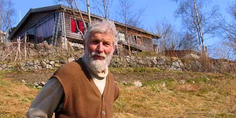 Trygve Mundal - foto Lars Petter Degnepoll NRK