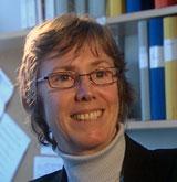 Professor Nancy Pedersen leder det svenske Tvillingregisteret. Foto: NRK