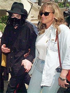 Debbie Rowe var gift med Michael Jackson fra 1996 til 1999. Foto: Chris Pizzello, AP Photo.