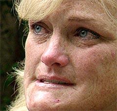 Debbie Rowe, Michael Jacksons ekskone og mor til to av hans barn, vil vitne i rettssaken mot ham. Foto: AP Photo/Entertainment Tonight, CBS.