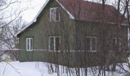 Mannen ble funnet i sitt hjemme og sendt til sykehus der han senere døde. Foto:Arne Store