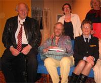 Pensjonister med futt på Tynset - Seniorteateret
