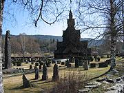 Heddal stavkyrkje. Foto: NRK