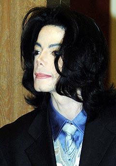 Michael Jackson ble framstilt i et, for aktoratet overraskende, positivt lys av sin ekskone. Foto: Phil Klein, Reuters.