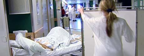 Svensk-norsk helsesamarbeid skal gi folk i grenseområdene bedre helsetilbud. Foto: Nrk/Puls