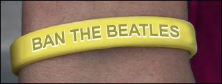 Slik viser du at du støtter pave Benedikt XVI og hans fordømmelse av The Beatles.