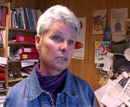 Rektor Anne Margaret Hauge, Tyriliskolen.
