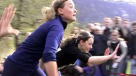 Finale i Kraftprøva. Foto: Heidi Lise Bakke, NRK