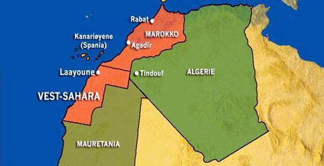 Politikere Kastet Ut Fra Vest Sahara Nrk Trondelag Lokale