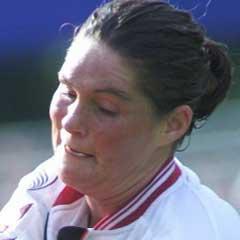 Katrine Pedersen. (Foto: Terje Bendiksby / SCANPIX)