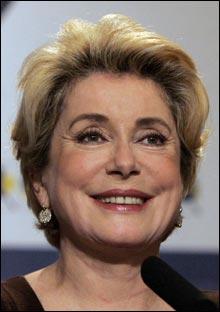 Catherine Deneuves filmkarriere har nå vart over 50 år. (Foto: Scanpix)