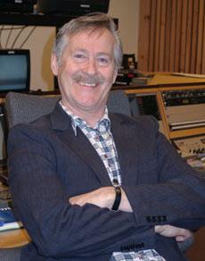 John Skien - programleder i Norge Rundt for fjerde gang. Foto: NRK