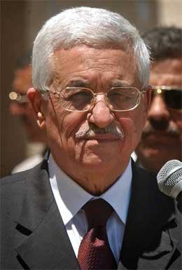 Resultata frå dei palestinske lokalvala viser at Hamas kan bli ein farleg utfordrar for Mahmoud Abbas og Fatah ved parlamentsvalet til sommaren. (Foto: AP/Scanpix)