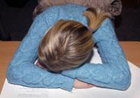 Husk at eksamen er ikke livet om å gjøre! Du behøver ikke være den beste i klassen. Det er bedre å fokusere på å gjøre ditt eget beste! Foto: Scanpix