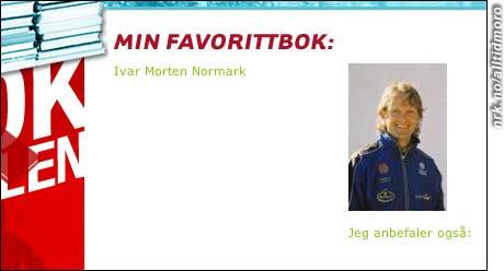 Aalesund-treneren Ivar Morten Normark og hans liste over favorittbøker.