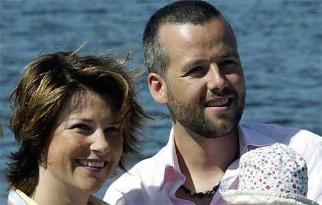 Ari Behn og prinsesse Märtha Louise (Foto: Bjørn Sigurdsøn / SCANPIX)