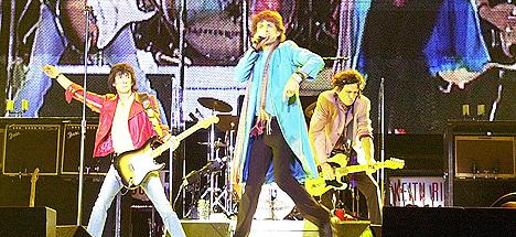 """The Rolling Stones har ikke gitt ut et studioalbum siden """"Bridges to Babylon"""" kom i 1997. Foto: Anat Givon, AP Photo / Scanpix."""