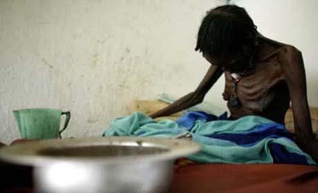 Befolkningen i Sudan har opplevd store lidelser i den 21 år lange borgerkrigen. (Arkivfoto: Espen Rasmussen, AFP)