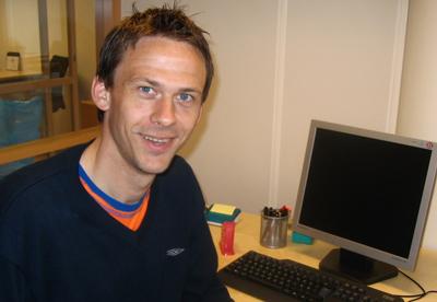 Hermann Ekeberg svarte i dag på spørsmål hos NRK Møre og Romsdal.