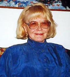 Monica Zetterlund. Foto: Arkiv.