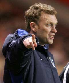 Everton-mangaer David Moyes saksøker Rooney. (Foto: AP/Scanpix)