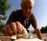 Gerald Stanhill målte solstrålingen over Israel.