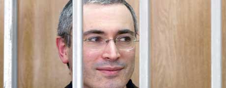 Mikhael Khodorkovskij. (Foto: Scanpix/AP)