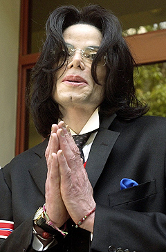 Michael Jackson (Foto: Scanpix / Reuters)