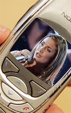 Norge er på toppen i verden når det gjelder å bruke sms-meldinger for å avgi stemmer i tv-konkurranser. Foto: Scanpix.