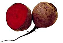 Rødbete. Foto: Opplysningskontoret for frukt og grønnsaker