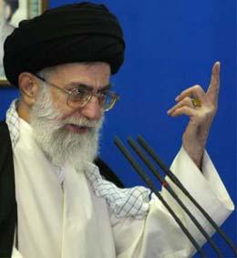 Når Khamenei snakker, lytter vanligvis Vokterrådet. (Foto: AP)