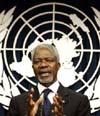 Kofi Annan (Foto: Scanpix / AFP)