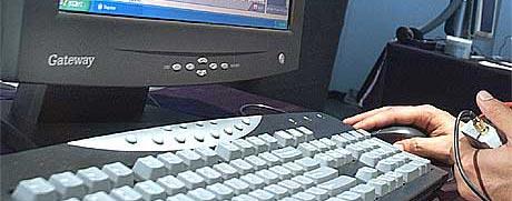 Fildeling står for opptil 85 prosent av den totale tarfikken på Internett. Foto: Scanpix.