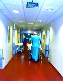 Line Henriette Holten Hjemdal ønsker kvalitetssykehus på Kalnes. Foto: Scanpix