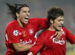 Får Liverpool mer å juble for i lag-VM. (Foto: Mustafa Ozer AFP)